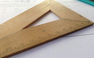 Zadanie geometryczne zegzaminu ósmoklasisty zmatematyki