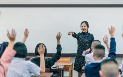 Dlaczego nauczenie współpracy w klasie wszystkim się opłaca?